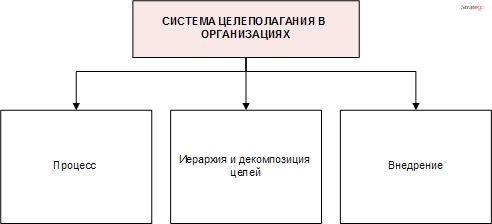 Система целеполагани в организациях