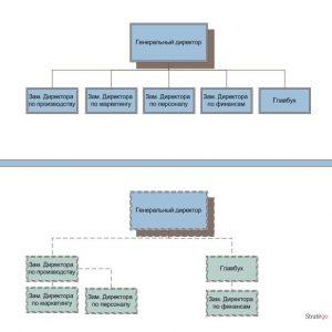 формальная и неформальная организационная структура